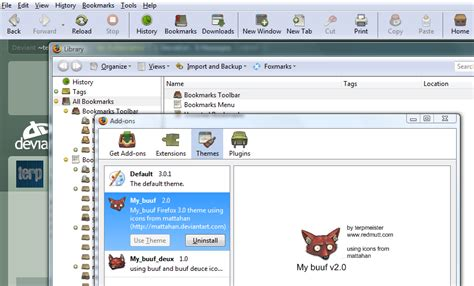 themes firefox 37 my buuf v2 0 1 ff v3 x by terpmeister on deviantart
