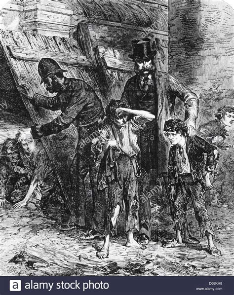 victorian london poverty poverty in victorian london a policeman discovers poor