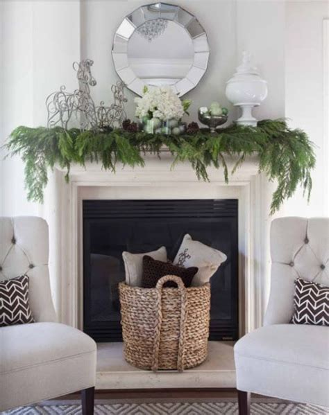 winter mantel decorations 41 best images about fireplace mantels for winter on