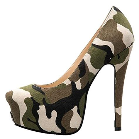 camouflage high heel shoes camo high heel shoes and boots for webnuggetz