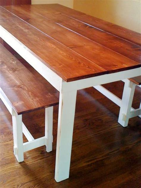 cool diy rustic furniture pieces shelterness