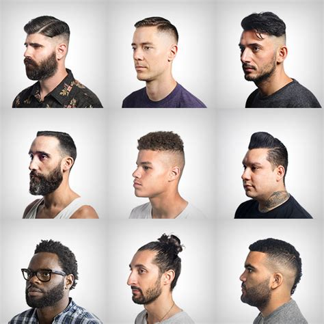 new popular barbering trends salon marketing for the mens hair and grooming market