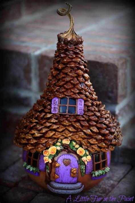 creative  adorable pine cone crafts