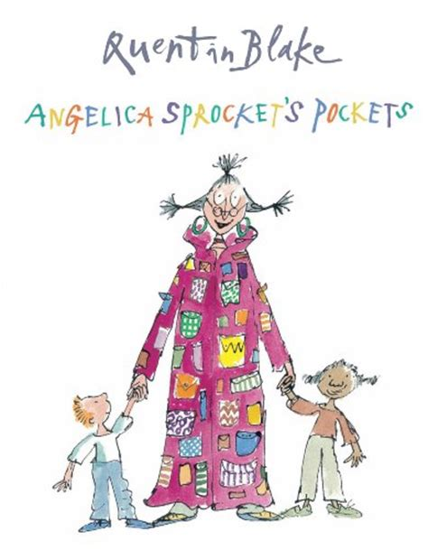 children s books reviews angelica sprocket s pockets bfk no 183