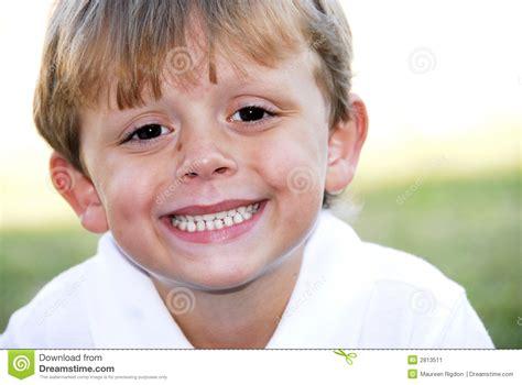 Set Smile Boy Tosca El Smile Stock Image Image 2813511