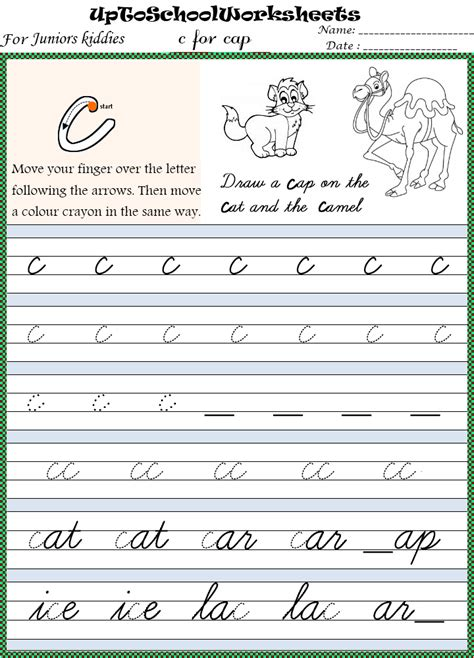 pattern writing for lkg grade lkg maths part1 worksheets cbse icse school