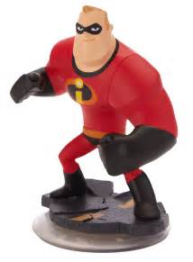 Disney Infinity The Incredibles Mr Disney Infinity Figure Vinylmation World