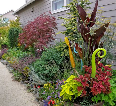 Artist Chairs Studio Glass Art Traditional Landscape Seattle By