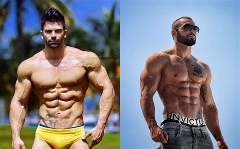 aesthetic bodybuilding wallpaper sergi constance and lazar angelov on aesthetics health