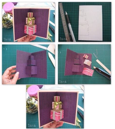 Diy Pop Up Birthday Card 1000 Images About Homemade Cards On Pinterest Diy