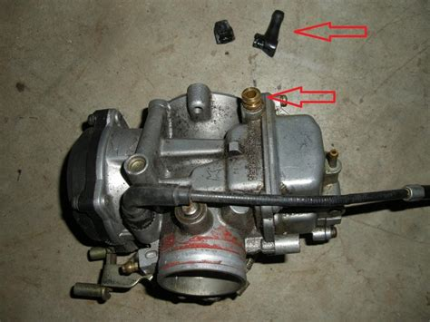 fuel inlet fitting  carb twist  harley