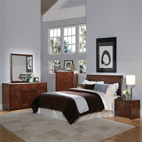 homelegance bedroom set homelegance copley sleigh bedroom set espresso atg stores