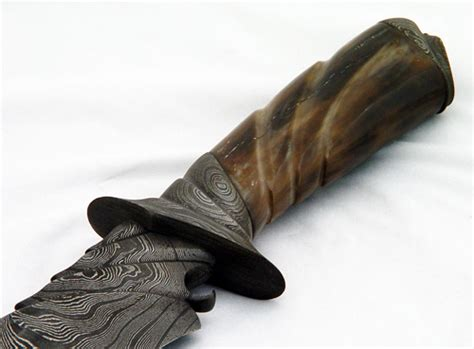 how is robertson hair tactical david broadwell carved walrus damascus fighter robertson