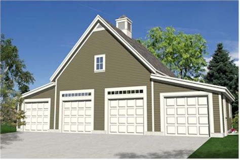 house with detached garage