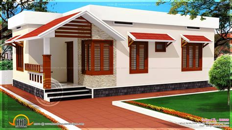 slope roof low cost home design kerala and floor plans low budget house plans in kerala slope roof low cost