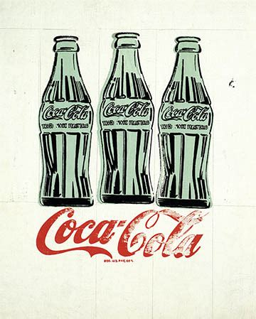 Coke Is The Real Thing For Andy by White And You Atlanta S High Museum Considers The