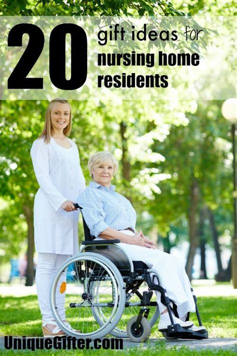 20 gift ideas for nursing home residents nursing homes