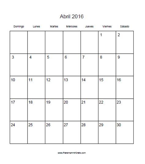 calendario progresar mes abril 2016 calendarios 2013 para imprimir gratis search results