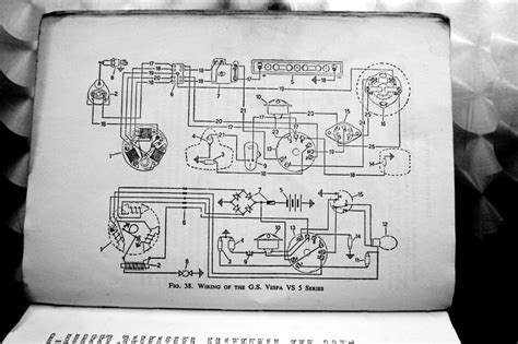 boreem electric scooter wiring schematic yamaha scooter