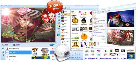 chat video camara gratis magic camera webcam effects fun webcam software