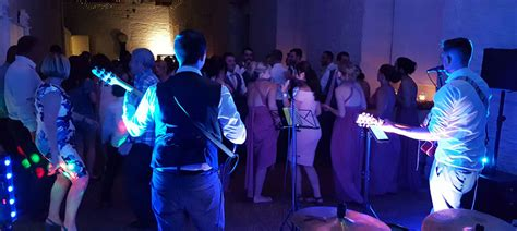 live wedding bands gravity band scotland live