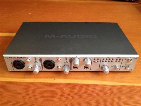 Firewire Speakers by M Audio Firewire 1814 Audio Interface Oak Bay