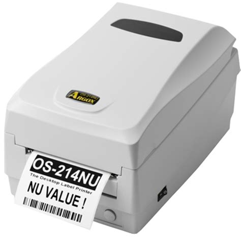 Printer Label Barcode Argox Os 214 Nu argox os 214nu entry level barcode printer