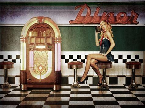 retro dinner retro diner digital artwork by ryuneo designs