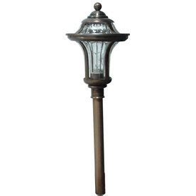 Portfolio Landscape Path Light by Portfolio 7 Watt Landscape Path Light Antique Copper