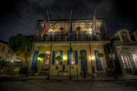 The Horror At Orleans Parish Prison by Haunted New Orleans Haunted Houses