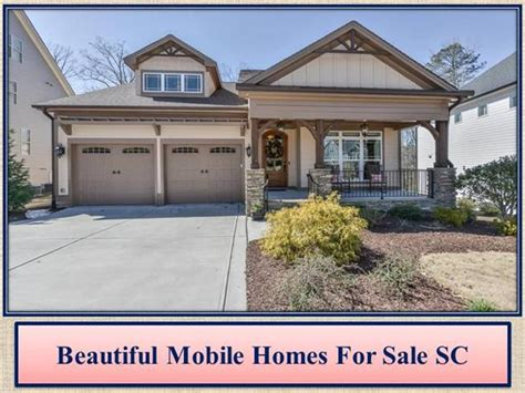beautiful mobile homes for sale sc authorstream