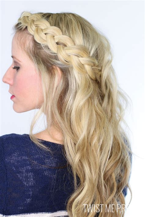 soft draid hairstyles soft dutch braid day 15 twist me pretty