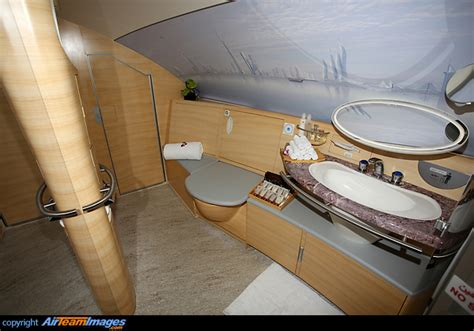 airbus a380 bathroom airbus a380 861 a6 eem aircraft pictures photos airteamimages com