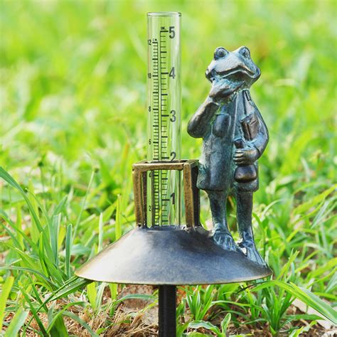 Pendant Lighting For Kitchen Island spi scientist frog rain gauge holder 34138