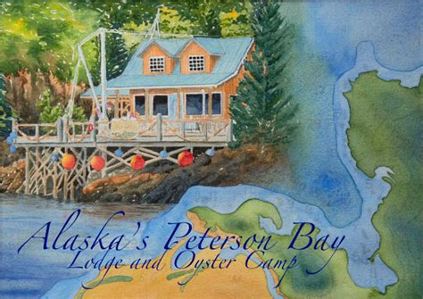 Kachemak Bay State Park Cabins by Cabins Lodge Near Homer Alaska In Peterson Bay