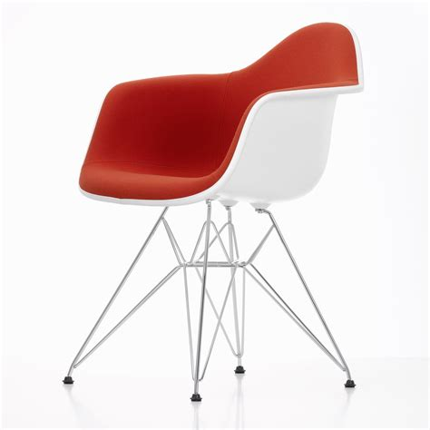 vitra armchair vitra eames plastic armchair dar upholstered