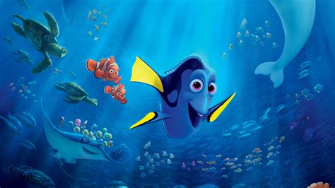 wallpaper hd disney pixar disney pixar finding dory wallpapers hd wallpapers id