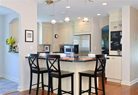 kitchen peninsula with seating kitchen peninsula with seating home decor diy projects