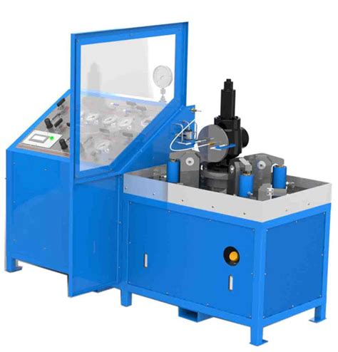 Safety Relief Valve Test Bench Shenzhen Divipa