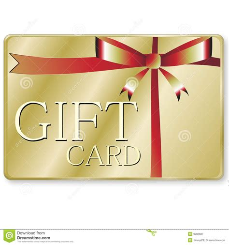 generic gifts gift card royalty free stock photography image 9282687