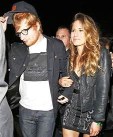 Ed Sheeran Talks About Girlfriend Cherry Seaborn on Taylor