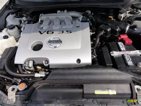 2006 nissan altima engine 2006 nissan altima 3 5 se r 3 5 liter dohc 24 valve vvt v6