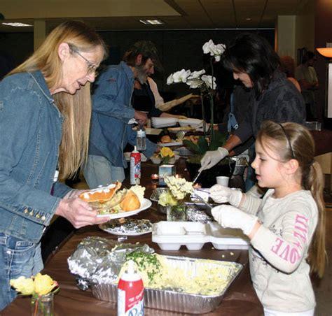 starks funeral home sponsors samaritan thanksgiving