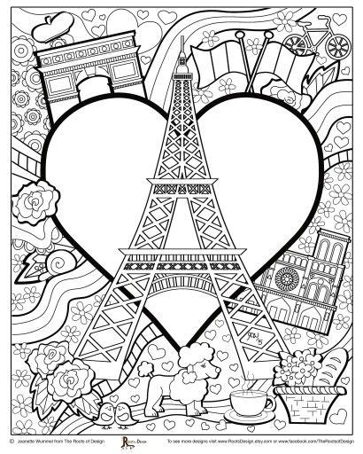 coloring book pages paris paris coloring pages i watch coloring pages to print