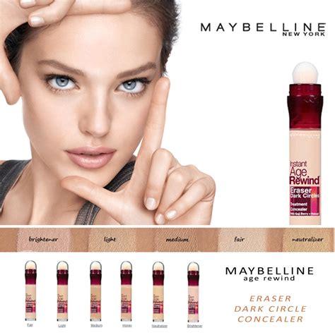 Maybelline Age Rewind Eraser maybelline instant age rewind 174 eraser circles
