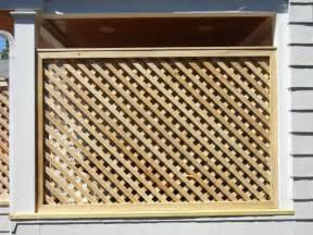 Home Designer Pro Lattice cedar lattice screens and enclosures other by west
