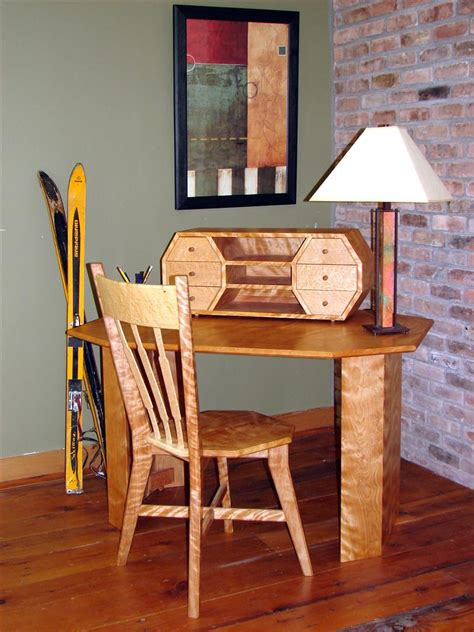 Vermont Handmade Furniture - from vermont s forests a show at frog hollow gallery