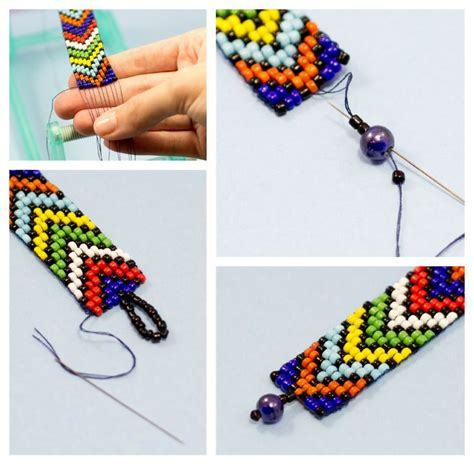 beading on a loom best 25 bead loom bracelets ideas on loom