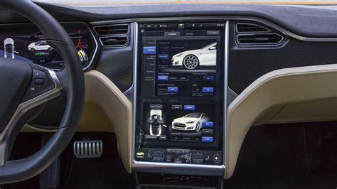 Tesla Interior Screen by Image Gallery Tesla Screen