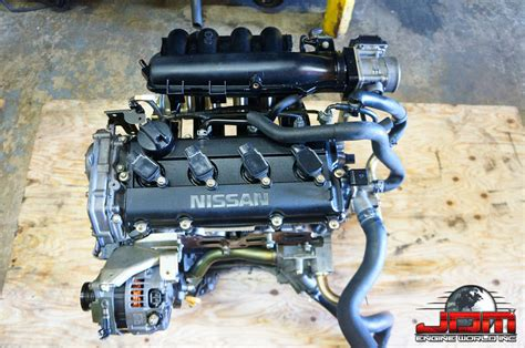 jdm nissan altima jdm qr25de engine only jdm engine world